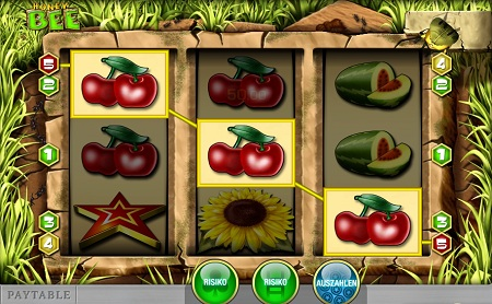 honey-bee-slot-spielautomatonline