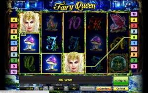 fairy queen online slot