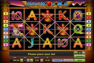 book of ra spielen