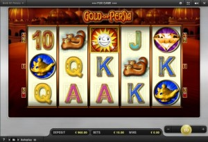 gold of persia online spiele