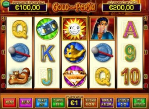 gold of persia online spielen