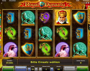 royal dynasty spielen